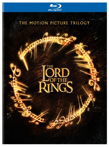 Lord Of The Rings Trilogy Wood Mckellen Mortensen Astin Pg13 6 DVD