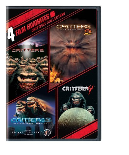 Critters 1 4 4 Film Favorites Nr 2 DVD