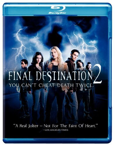 Final Destination 2 Todd Cook Larter Landes Blu Ray Ws R