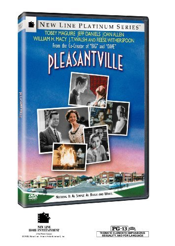 Pleasantville Maguire Witherpsoon Macy Allen Clr Bw Cc 5.1 Ws Snap Pg13 Platinum Se