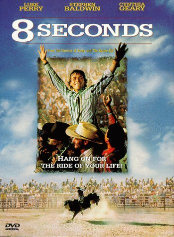 8 Seconds Perry Geary Baldwin Rebhorn Sn DVD Pg13