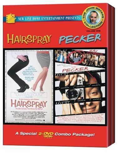 John Waters Vol. 1 Hairspray Pecker Clr Cc Pg 2 DVD