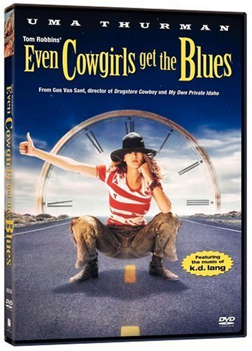 Even Cowgirls Get The Blues Thurman Bracco DVD Nr
