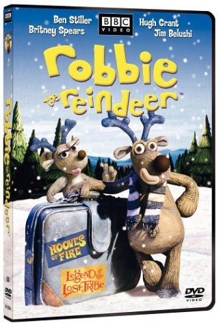 Robbie The Reindeer In Hooves Robbie The Reindeer In Hooves DVD Nr