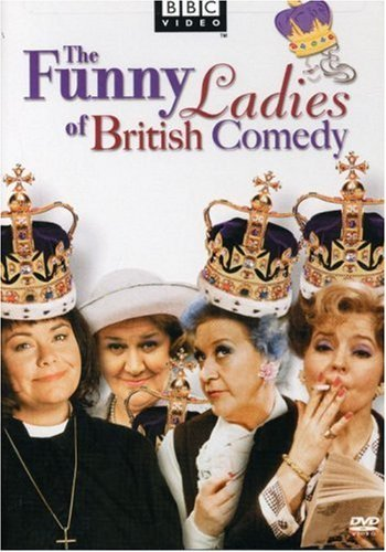 Funny Ladies Of British Comedy Funny Ladies Of British Comedy Clr Nr