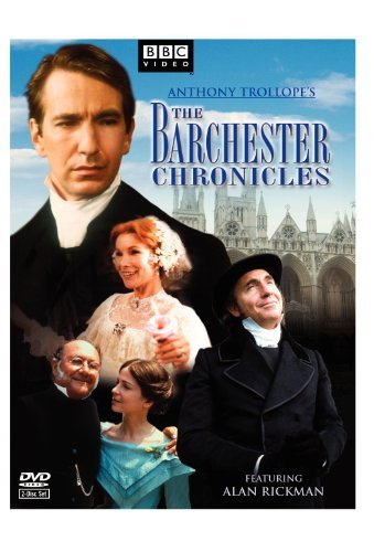Barchester Chronicles Rickman Pleasence Mc Ewan Hawt Nr 2 DVD