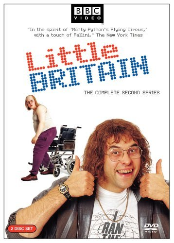 Little Britain Series 2 Clr Nr 2 DVD