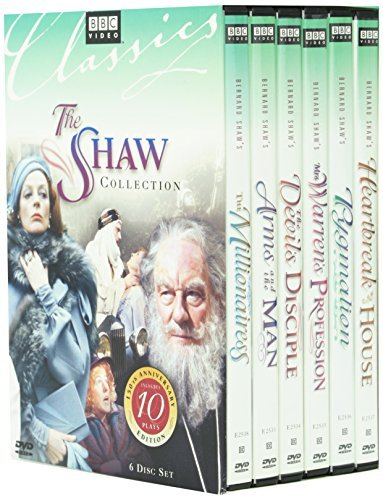 George Bernard Shaw Collection George Bernard Shaw Collection Nr 6 DVD