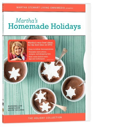 Martha Stewart Holidays Homemade Holidays Clr Nr