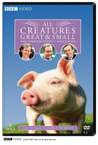 Series 7 Collection All Creatures Great & Small Nr 4 DVD