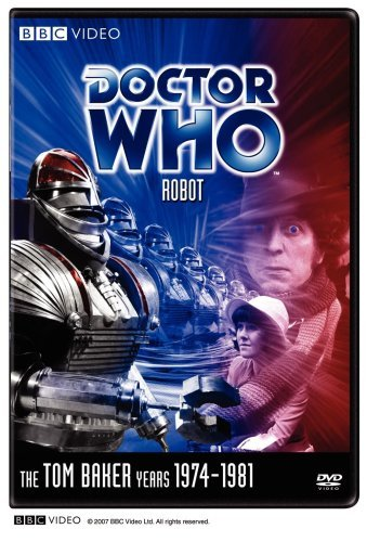 Doctor Who Ep. 75 Robot Nr