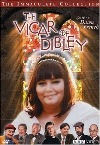 Vicar Of Dibley The Immaculate Collection Nr 5 DVD