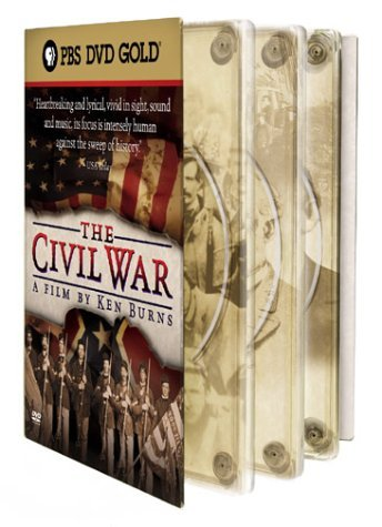 Civil War Burns Ken Clr Nr 5 DVD