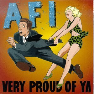 A.F.I. Very Proud Of Ya Lmtd. Color Vinyl Bonus Tracks
