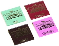 Incense Incense Matchbooks Assorted