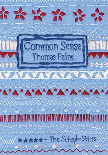 Thomas Paine Common Sense
