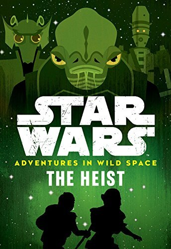 Lucasfilm Book Group Star Wars Adventures In Wild Space The Heist Book 3