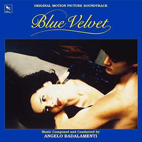 Angelo Badalamenti Blue Velvet Soundtrack