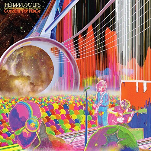 Flaming Lips The Flaming Lips Onboard The International Space Station Concert For Peace