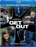 Get Out Kaluuya Williams Whitford Blu Ray DVD Dc R