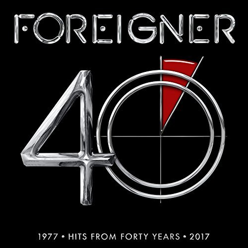 Foreigner 40 2lp