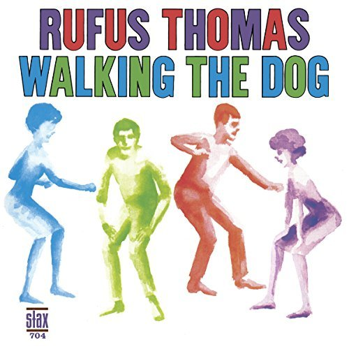 Album Art for Walking the Dog by RUFUS THOMAS