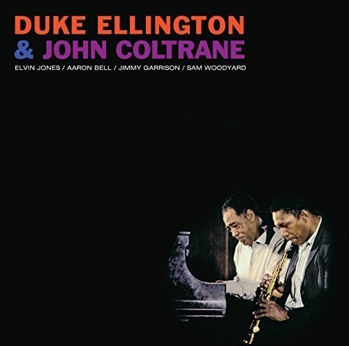 Ellington Duke Coltrane John Duke Ellington & John Coltrane Import Esp Deluxe Mini Lp Sleeve Remaster