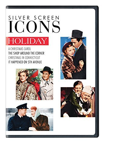 Holiday Silver Screen Icons DVD