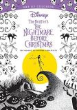 Art Of Coloring Tim Burton's The Nightmare Before Christmas