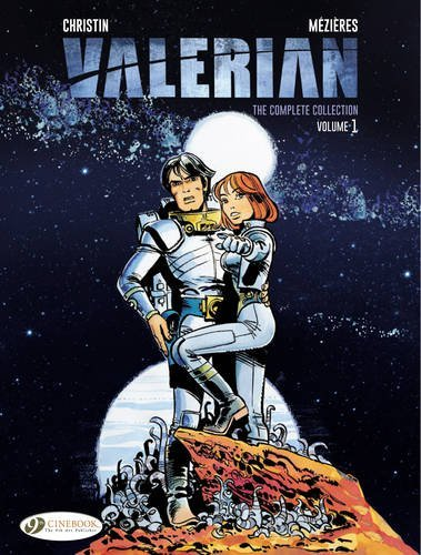 Pierre Christin Valerian The Complete Collection