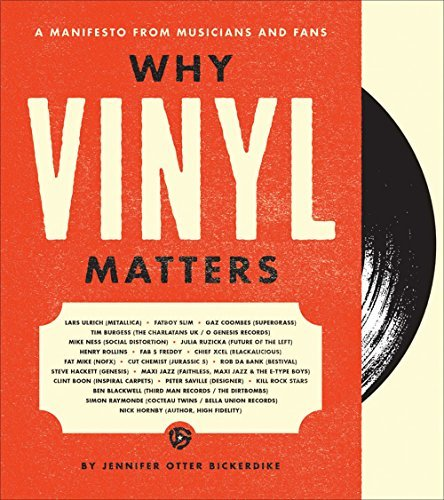 Jennifer Otter Bickerdike Why Vinyl Matters A Manifesto From Musicians And Fans