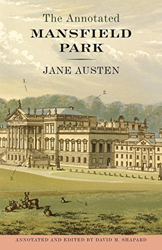 Jane Austen The Annotated Mansfield Park
