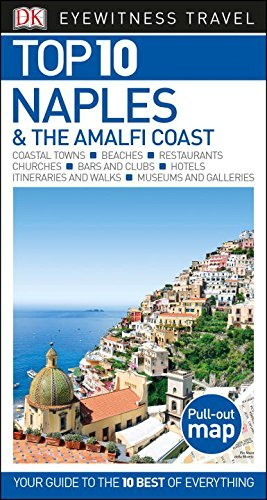 Dk Travel Top 10 Naples And The Amalfi Coast
