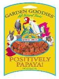 Garden Goodies Pos Papaya 5oz Garden Goodies Bird Treat 5 Ounce Ea