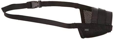 Muzzle For Dogs Large Black