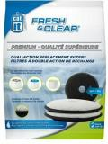 Hag Catit Fresh & Clear 2pack Filter