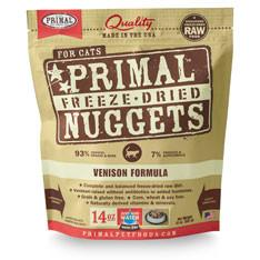 primal-cat-food-freeze-dried-venison-formula