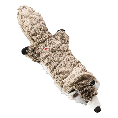 skinneeez-dog-toy-extreme-quilt-raccoon