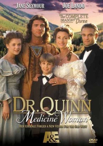 Dr. Quinn Medicine Woman Season 3 Vol. 1
