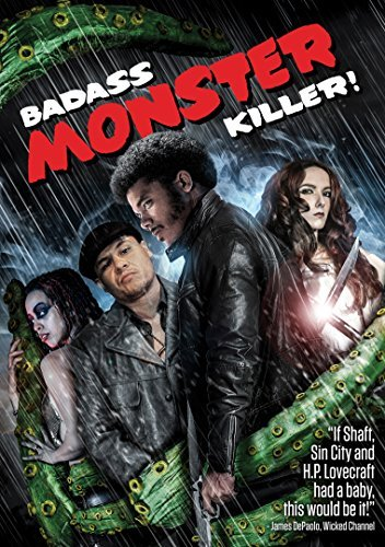 Badass Monster Killer Badass Monster Killer DVD Nr