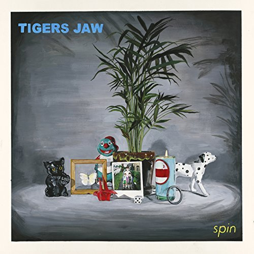 Tigers Jaw Spin (turquoise Vinyl) W Download Card