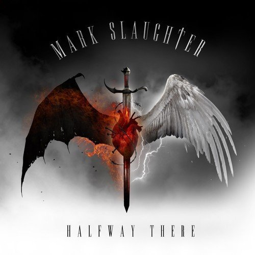 Mark Slaughter Halfway There (colored Vinyl)