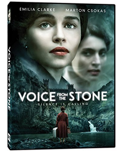 Voice From The Stone Clarke Csokas DVD R
