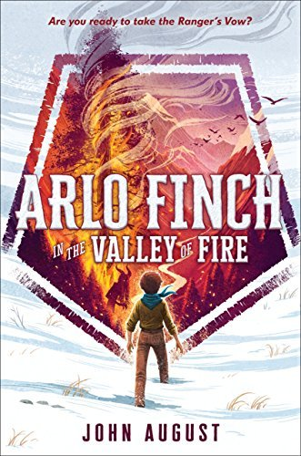 John August Arlo Finch In The Valley Of Fire
