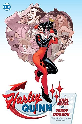 karl-kesel-harley-quinn-by-karl-kesel-and-terry-dodson-the-deluxe-edition-book-one
