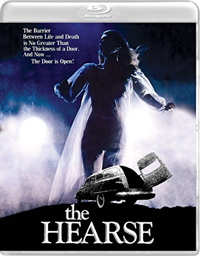 Hearse Van Devere Gautreaux Blu Ray DVD Pg