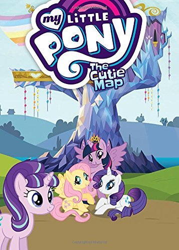 Justin Eisinger My Little Pony The Cutie Map