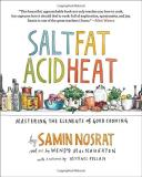 Samin Nosrat Salt Fat Acid Heat Mastering The Elements Of Good Cooking