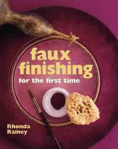 Rhonda Rainey Faux Finishing For The First Time
