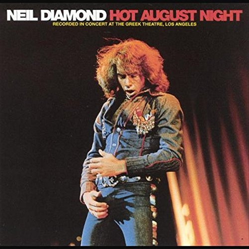 Neil Diamond Hot August Night 2 Lp